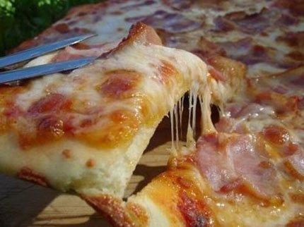 рецепт теста для пиццы без дрожжей на кефире