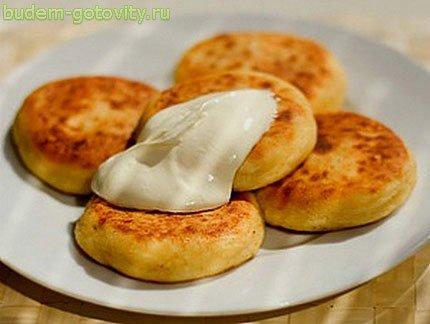 вкусные сырники с творогом рецепт с фото