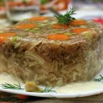 Рецепт: борщ киевский
