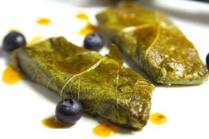 Долма рецепт с фото. Приготовление долмы из виноградных листьев.