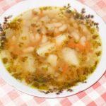Американский пивной суп. Оригинальный рецепт пивного супа.