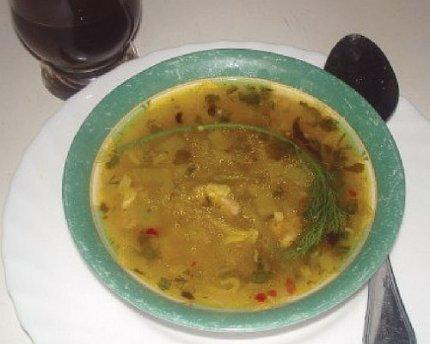 Рецепт с фото: Суп-харчо по домашнему. Харчо.