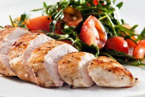 Рецепт с фото: Запеченные куриные грудки. Приготовление грудок куриных.