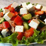Новогодний рецепт с фото: Салат огород