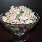 Рецепт с фото: Салат подсолнух