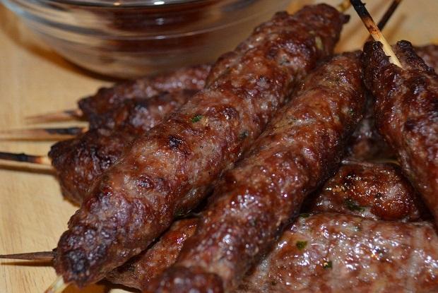 Рецепт с фото: Люля-кебаб