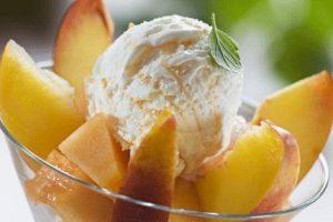 Рецепт: Мороженное сливочное