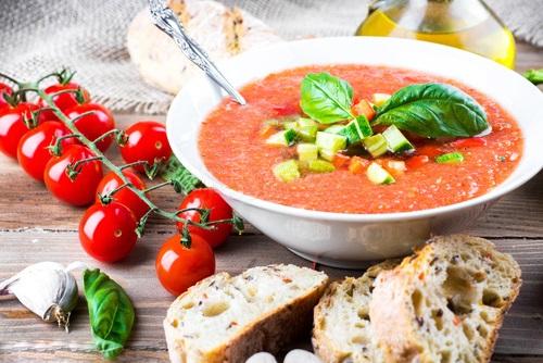 Рецепт с фото: Суп Гаспачо