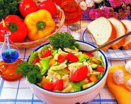 Рецепт с фото: Салат итальянский