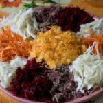 Рецепт с фото: Салат Мимоза с лососем