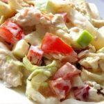 Мясо курицы с картошкой в духовке – рецепт с фото