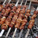 Как замариновать свинину для шашлыка с уксусом. Рецепт с фото