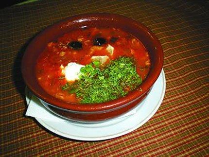 Рецепт с фото: Солянка по грузински. Грузинская солянка