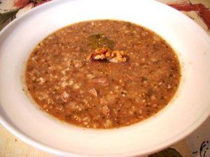Рецепт с фото: Суп Харчо. Вкусный суп харчо по домашнему