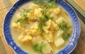 Рецепт с фото: Суп с галушками. Вкусный суп с галушками.