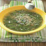 Рецепт с фото: Гороховый суп с копченостями