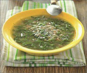 Рецепт с фото: Суп с крапивой. Крапивной суп
