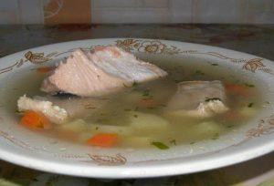 Рецепт с фото: Уха классическая. Рыбная уха по деревенски